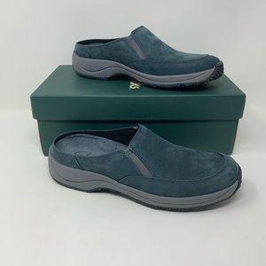 Clark Blue Willett Shoes